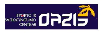 Sporto klubas OAZIS Šilutė
