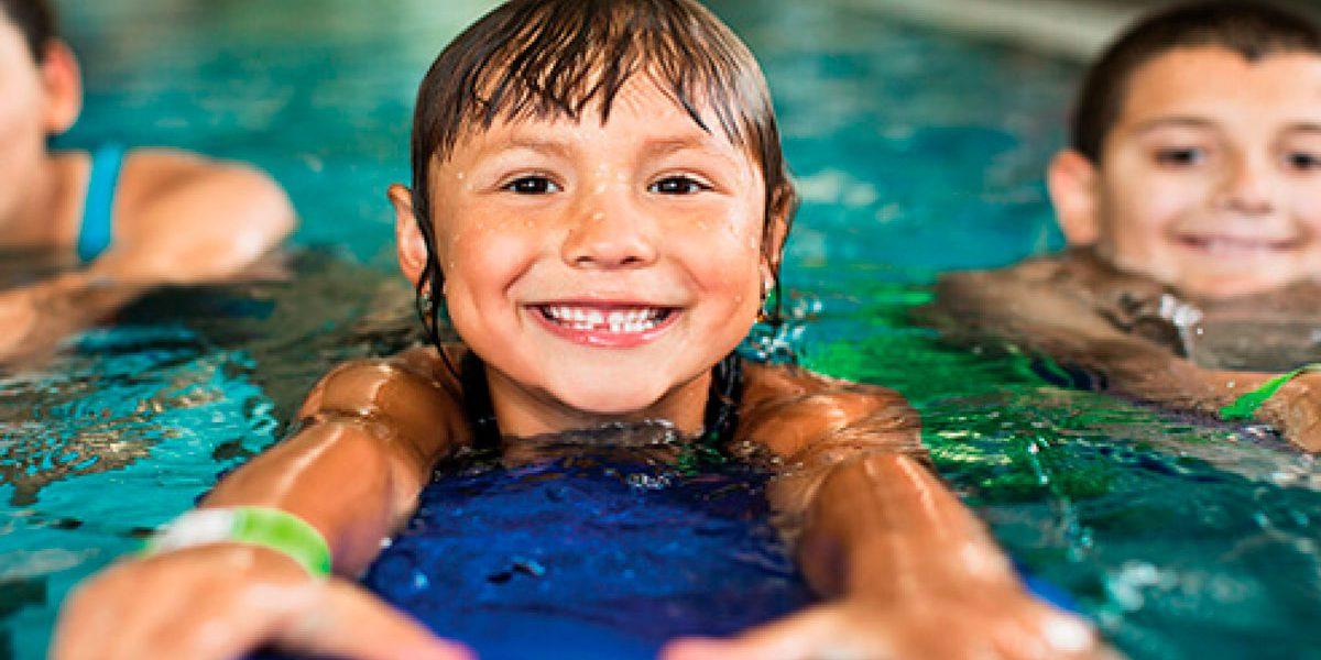 Sporto klubas OAZIS Šilutė. Vaikų aqua aerobika ir plaukimas
