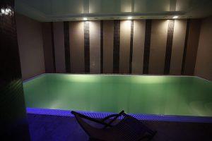 Sporto klubas OAZIS Spa zona-baseinas