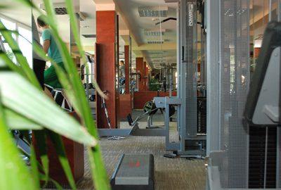 Sporto klubas OAZIS - jėgos ir kardio treniruokliai, laisvi svoriai