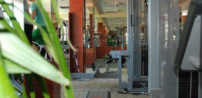 Sporto klubas OAZIS-laisvi svoriai