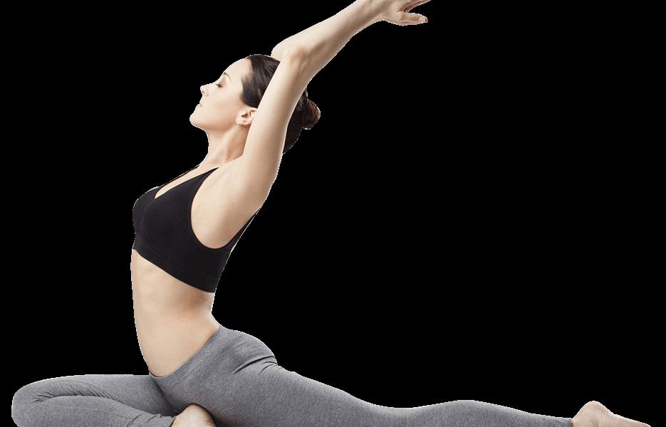 Sporto klubas OAZIS Šilutė. Tempimo pratimai. Power yoga(joga). Kalanetika